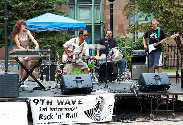 9th Wave Surf Band