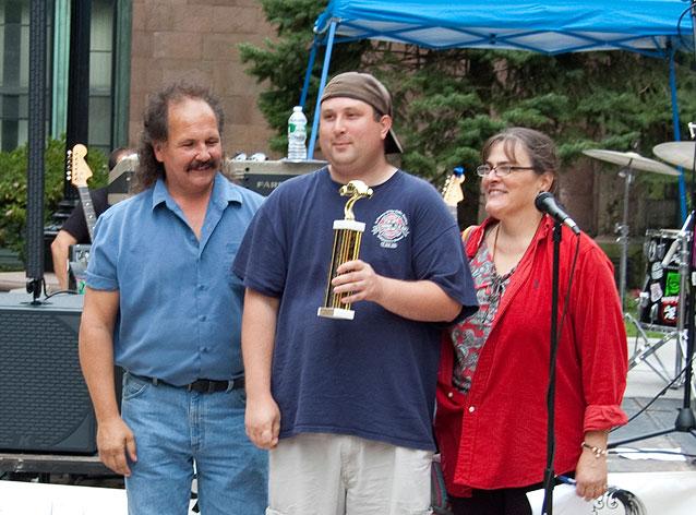 Car show winner