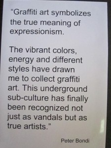 Graffiti Philosophy