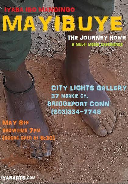 May 8 program
