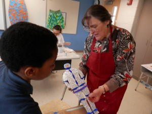 First Impressions with Suzanne Kachmar and Roosevelt Students