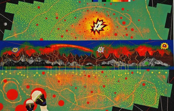 """The Hills are Alive"" - Gerald Saladyga"