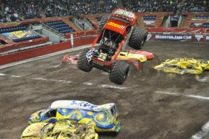 Monster Truck Jam and Van-Go