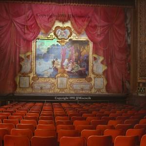 Majestic Curtain Seats 1991