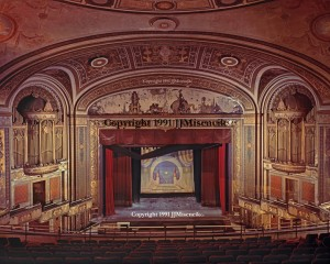 Palace Theatre WA Horizontal 1991