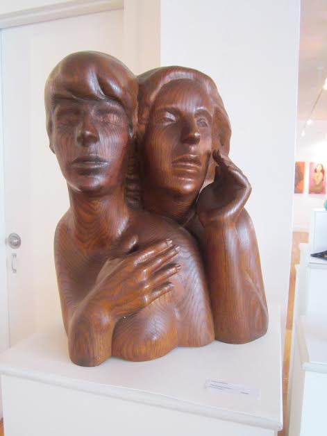 Sculpture by Janice Mauro