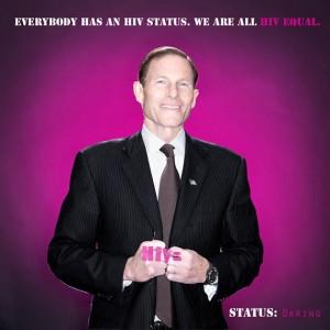 HIV Equal by Tom Evans