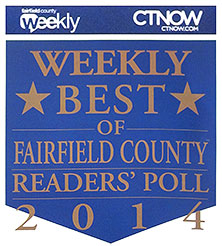 Fairfield County Weekly Reader's Choice Best of 2014