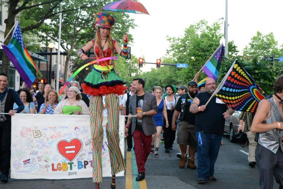 SAMESEX love parade 2014